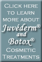 Juvederm and Botox Cosmetic Treatments in Burlington MA